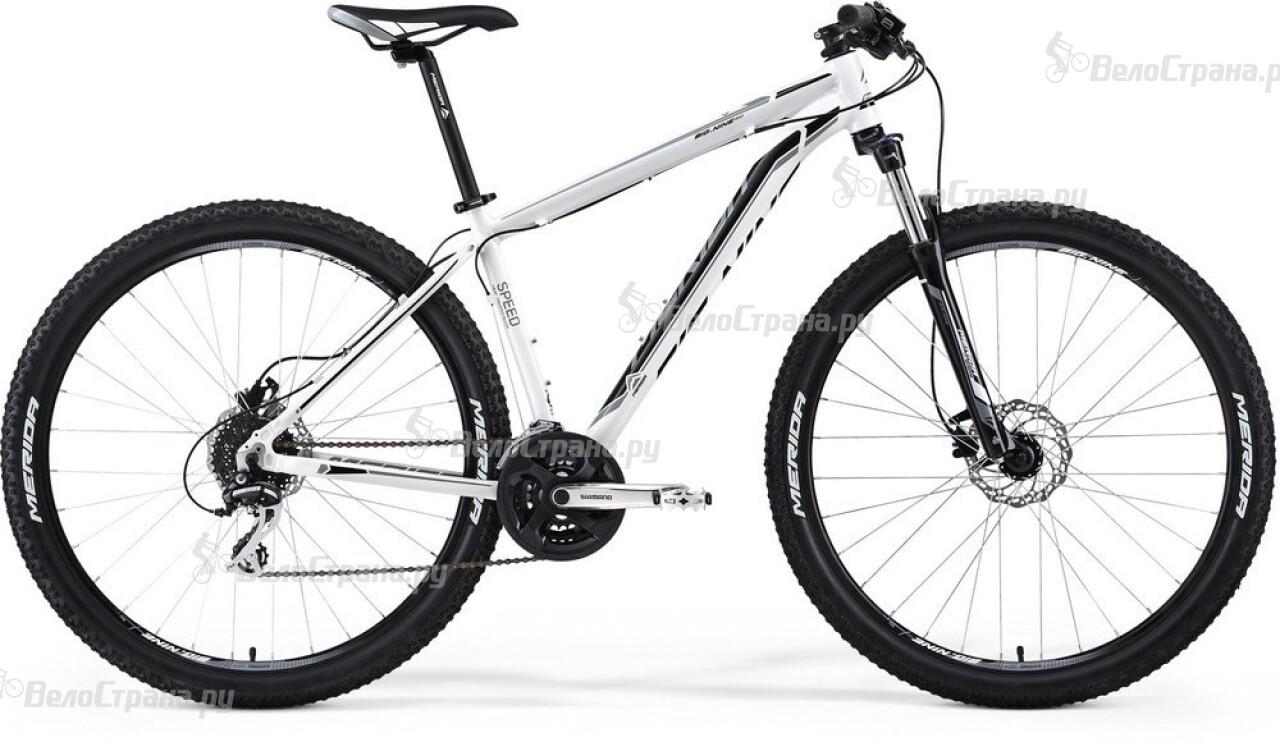 Велосипед Merida Big.Nine 20-D (2014)