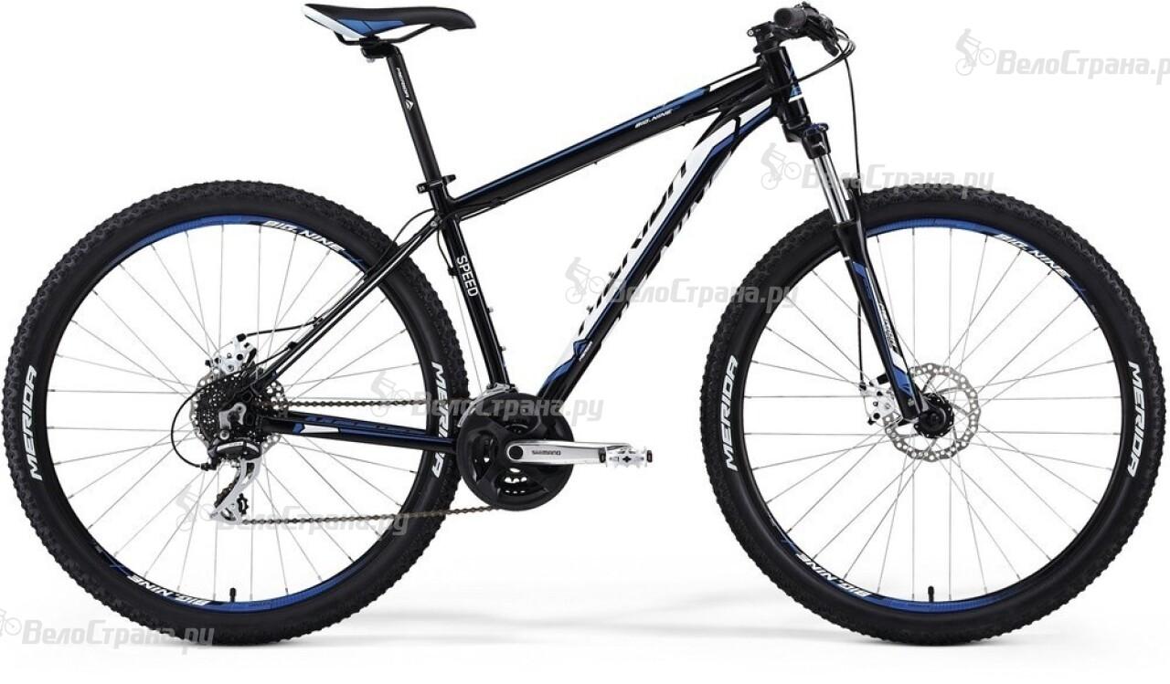 Велосипед Merida Big.Nine 20-MD (2014)