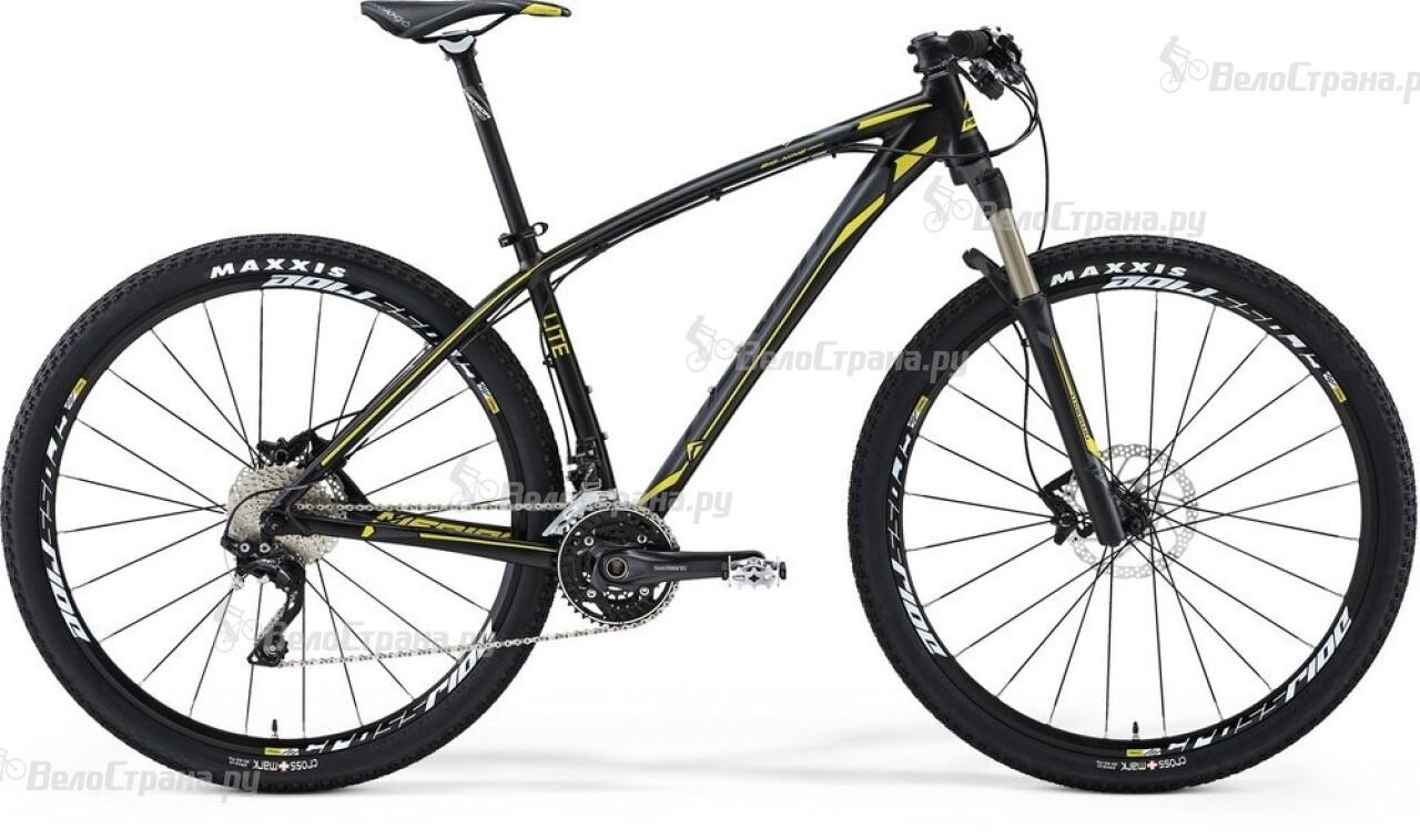 Велосипед Merida Big.Nine 1000 (2014) соседова а 1000 потрясающих впечатлений