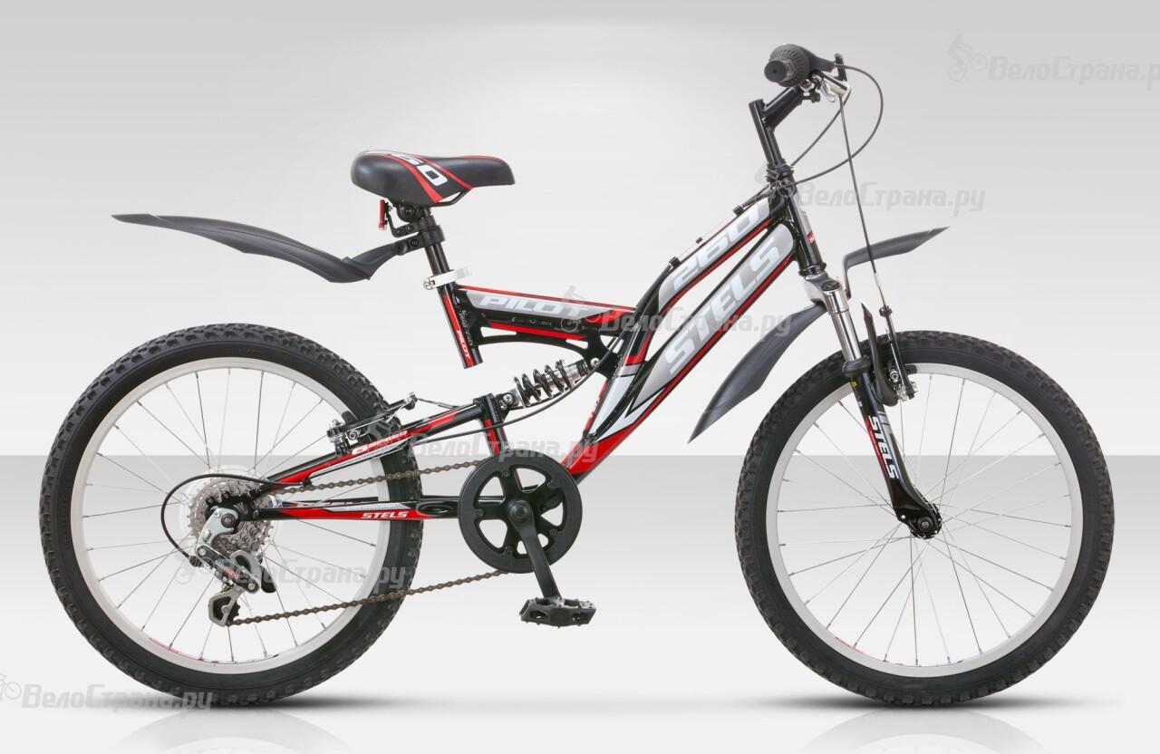 Велосипед Stels Pilot 260 (2014) велосипед stels navigator 310 2016