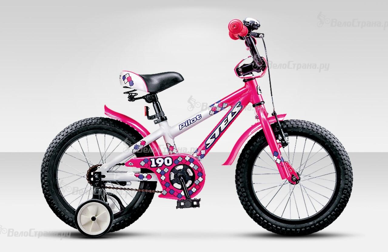 Велосипед Stels Pilot 190 16 (2014) велосипед stels pilot 190 18 2015