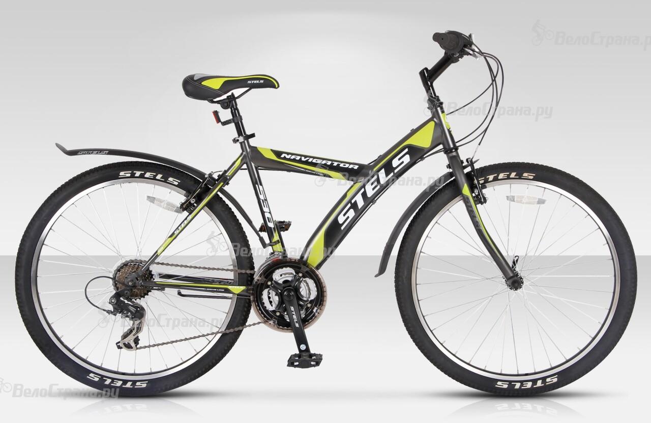 Велосипед Stels Navigator 530 (2014) велосипед stels navigator 530 v 2016