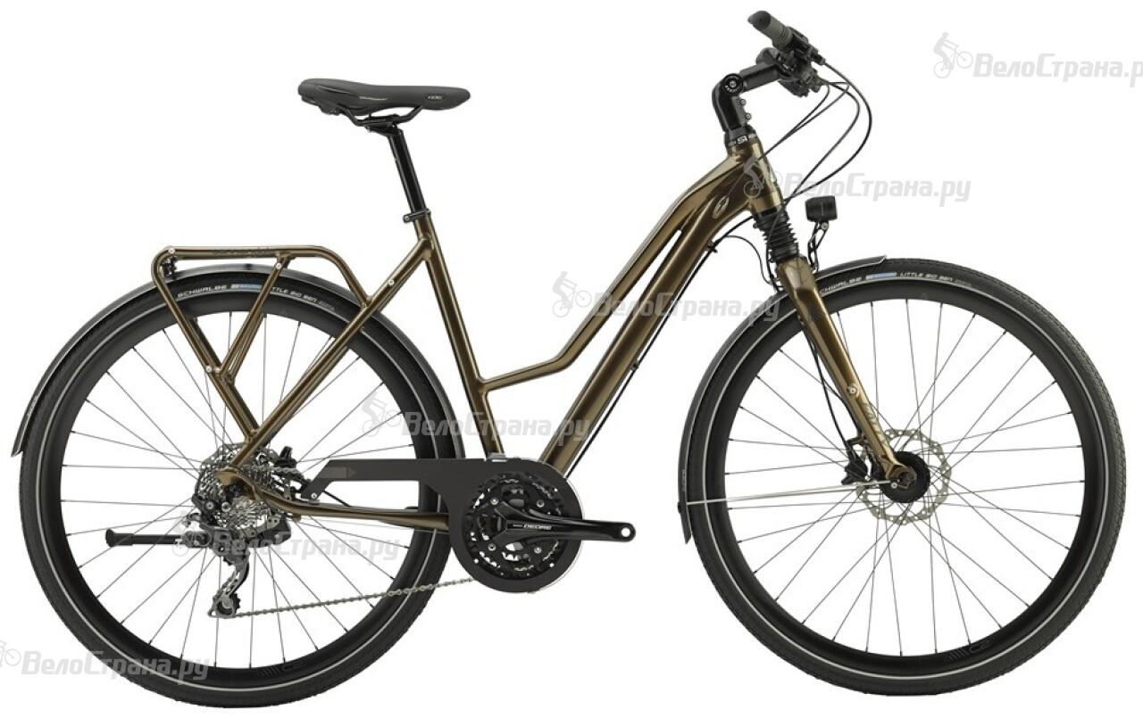 Велосипед Cannondale Tesoro Mixte 1 (2016)