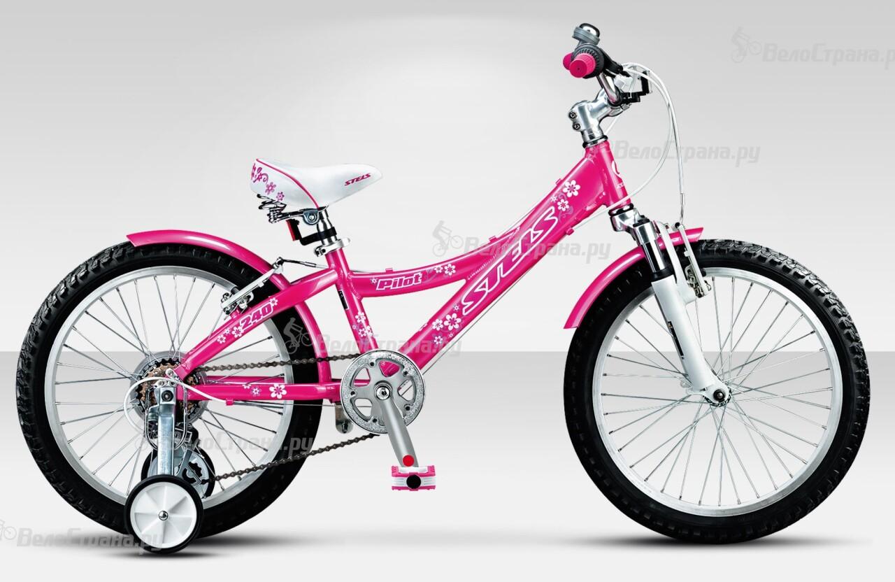 Велосипед Stels Pilot 240 Girl (2014) stels pilot 210 girl 11 2015 yellow pink