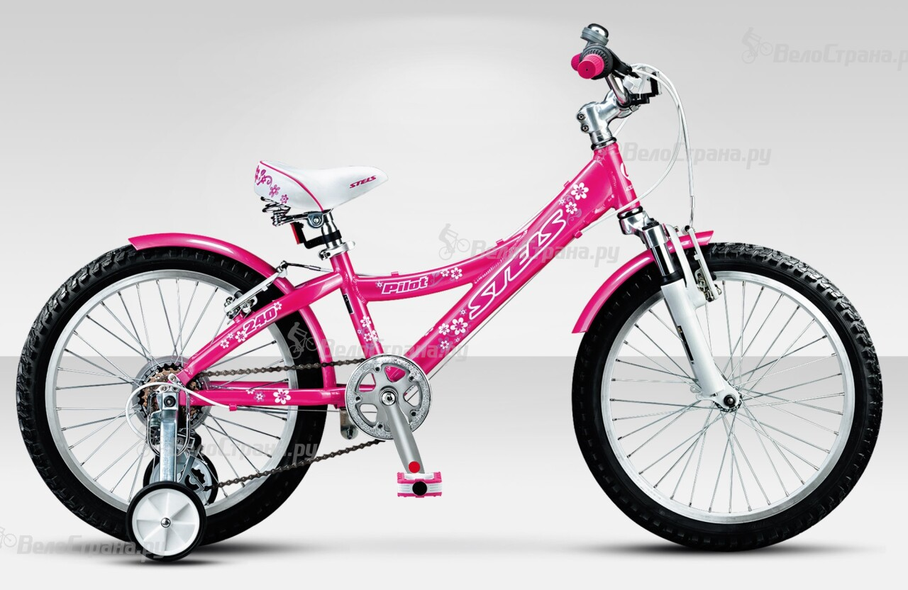 Велосипед Stels Pilot 240 Girl (2014) велосипед stels pilot 240 girl 3sp 2016