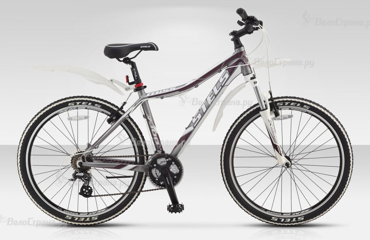 Велосипед Stels Miss 7300 (2014) велосипед stels miss 7300 md 2015