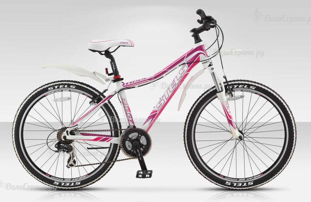 Велосипед Stels Miss 7100 (2014) велосипед stels miss 6100 2013