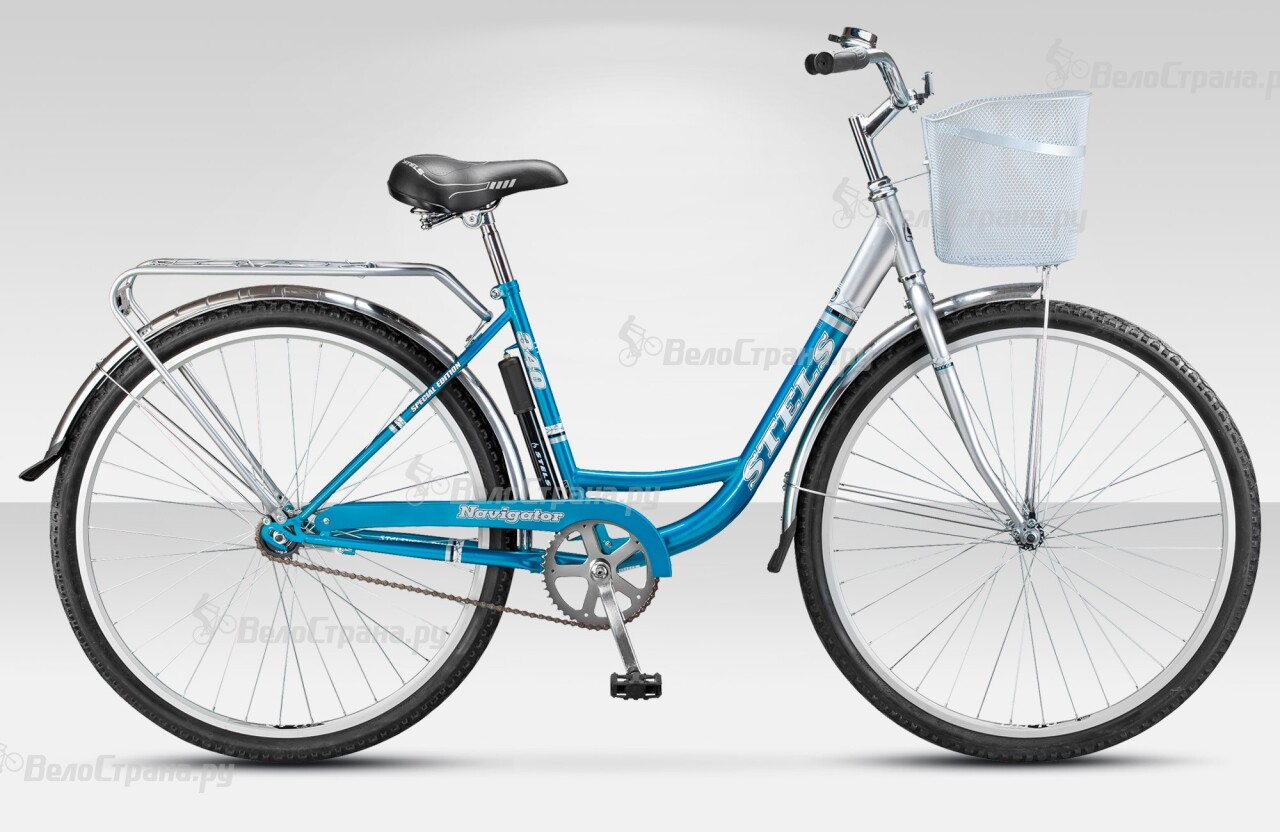 Велосипед Stels Navigator 340 Lady (2014) велосипед stels navigator 355 lady 2016