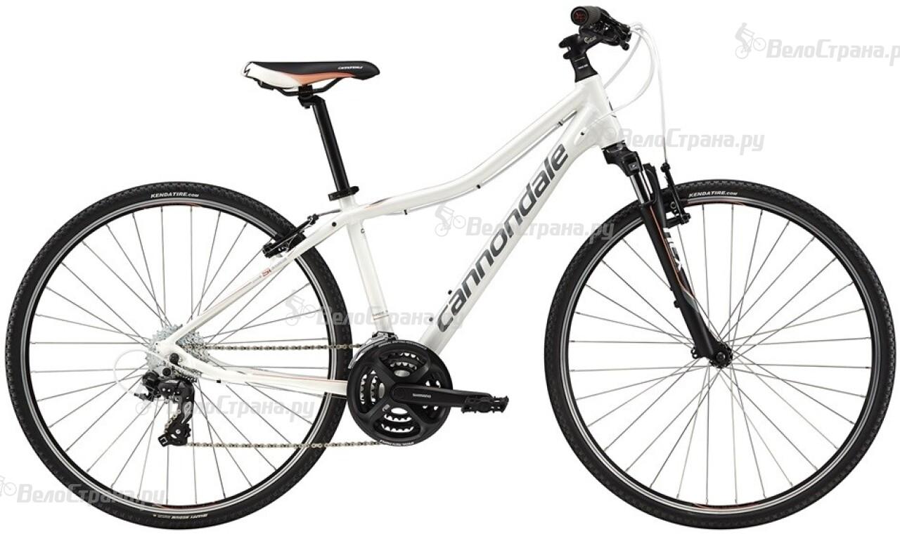 Велосипед Cannondale Althea 3 (2016)