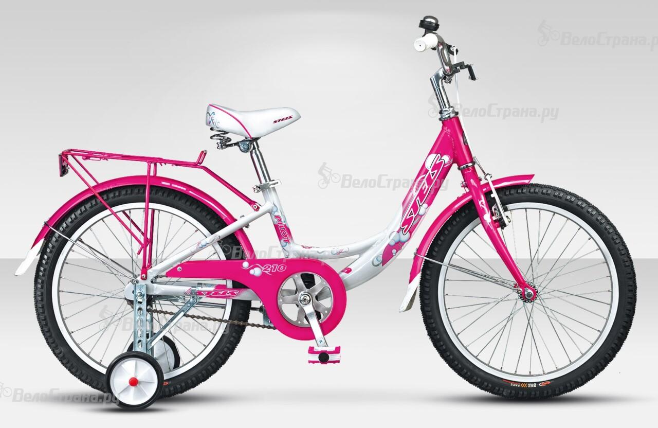 Велосипед Stels Pilot 210 Girl (2014) степлер мебельный matrix master 40902