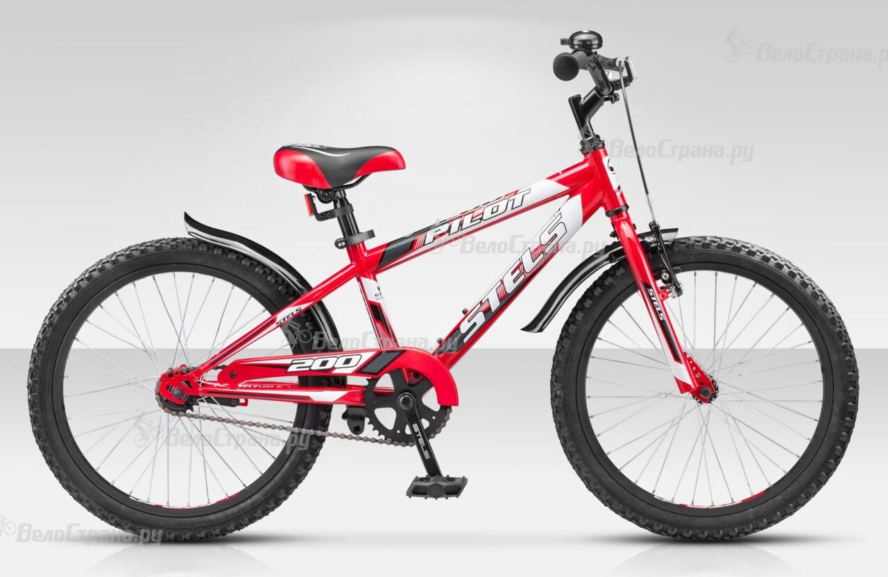 Велосипед Stels Pilot 200 Boy (2014) велосипед stels pilot 320 2014