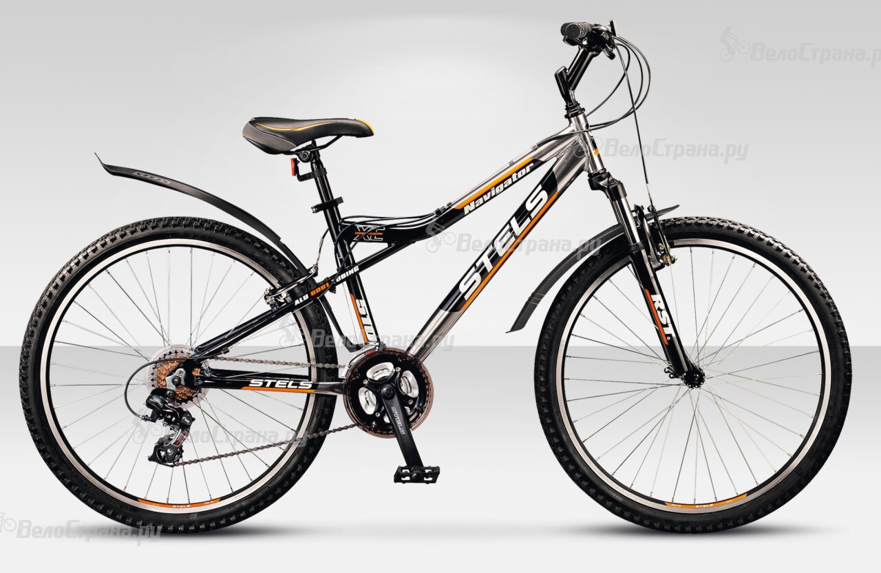 Велосипед Stels Navigator 510 (2014) велосипед stels navigator 380 2014