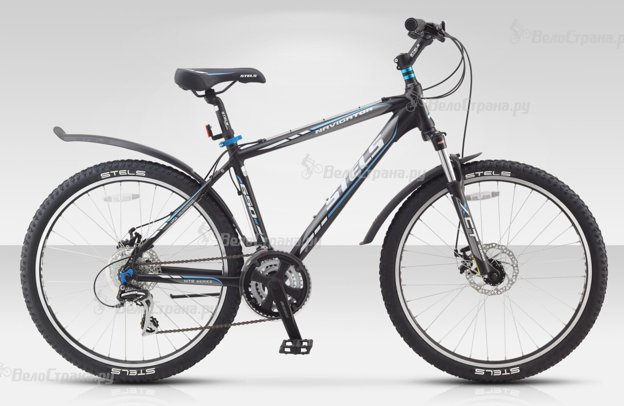 Велосипед Stels Navigator 650 Disc (2014)