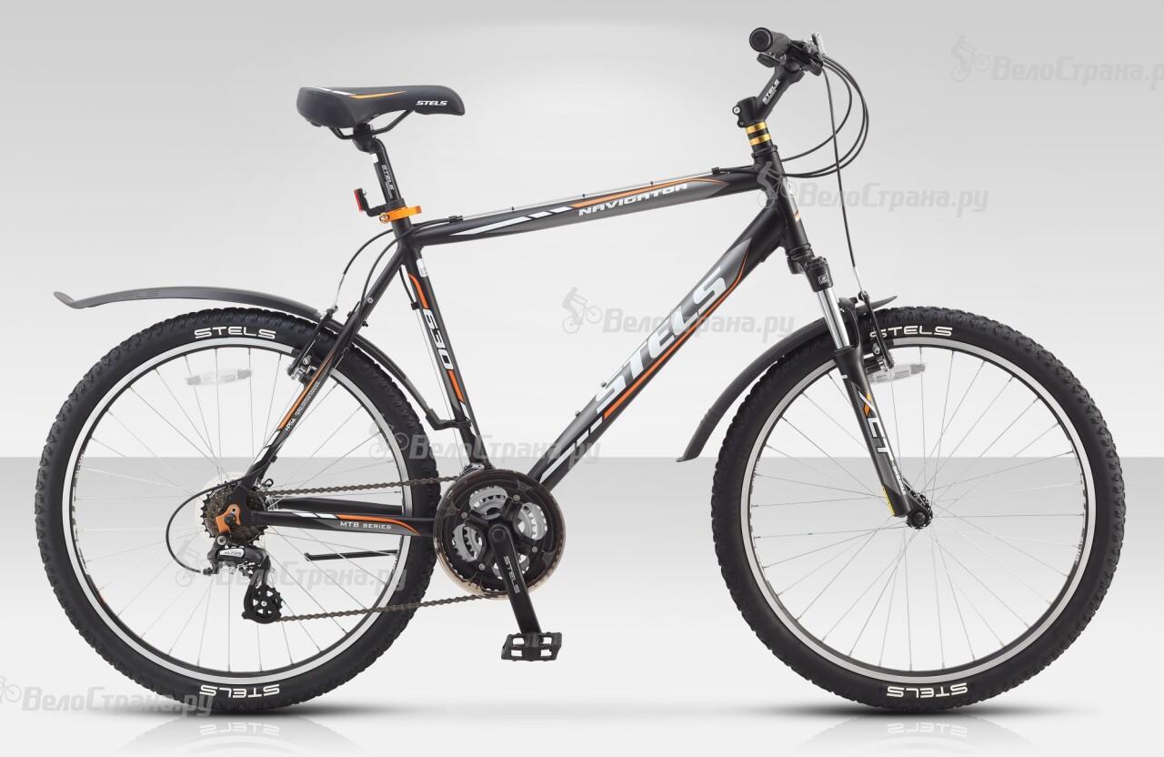 Велосипед Stels Navigator 630 (2014) велосипед stels navigator 380 2014