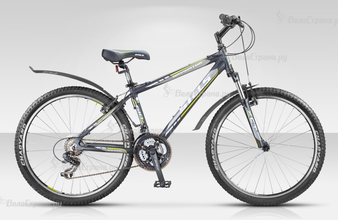 Велосипед Stels Navigator 610 (2014) велосипед stels navigator 310 2016