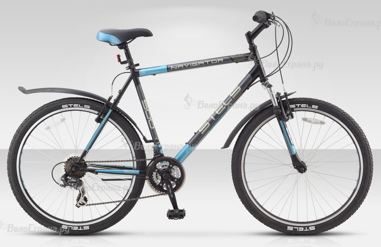 Велосипед Stels Navigator 500 (2014) stels navigator 210 2014