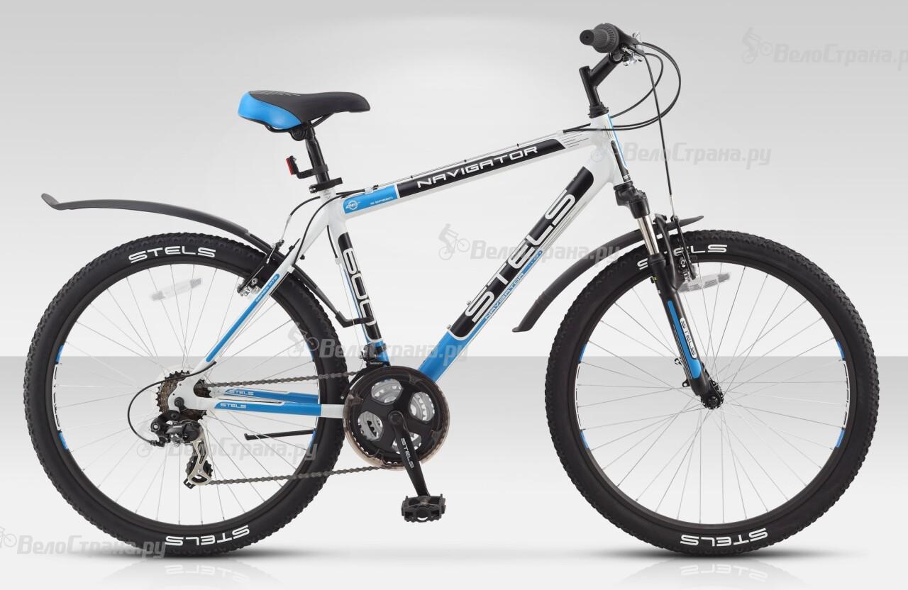 Велосипед Stels Navigator 600 (2014) велосипед stels navigator 380 2014