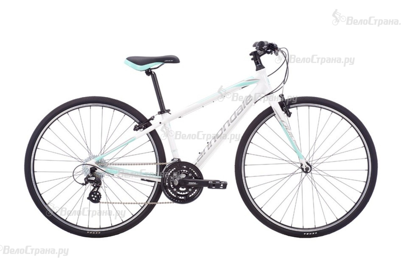 Велосипед Cannondale Quick Women's 6 (2016)
