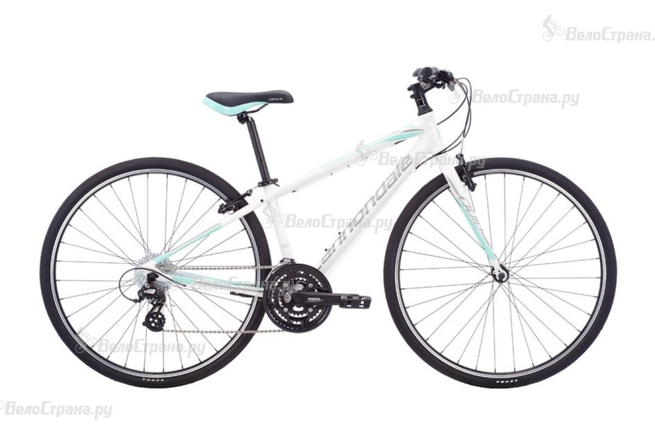 Велосипед Cannondale Quick Women's 6 (2016)