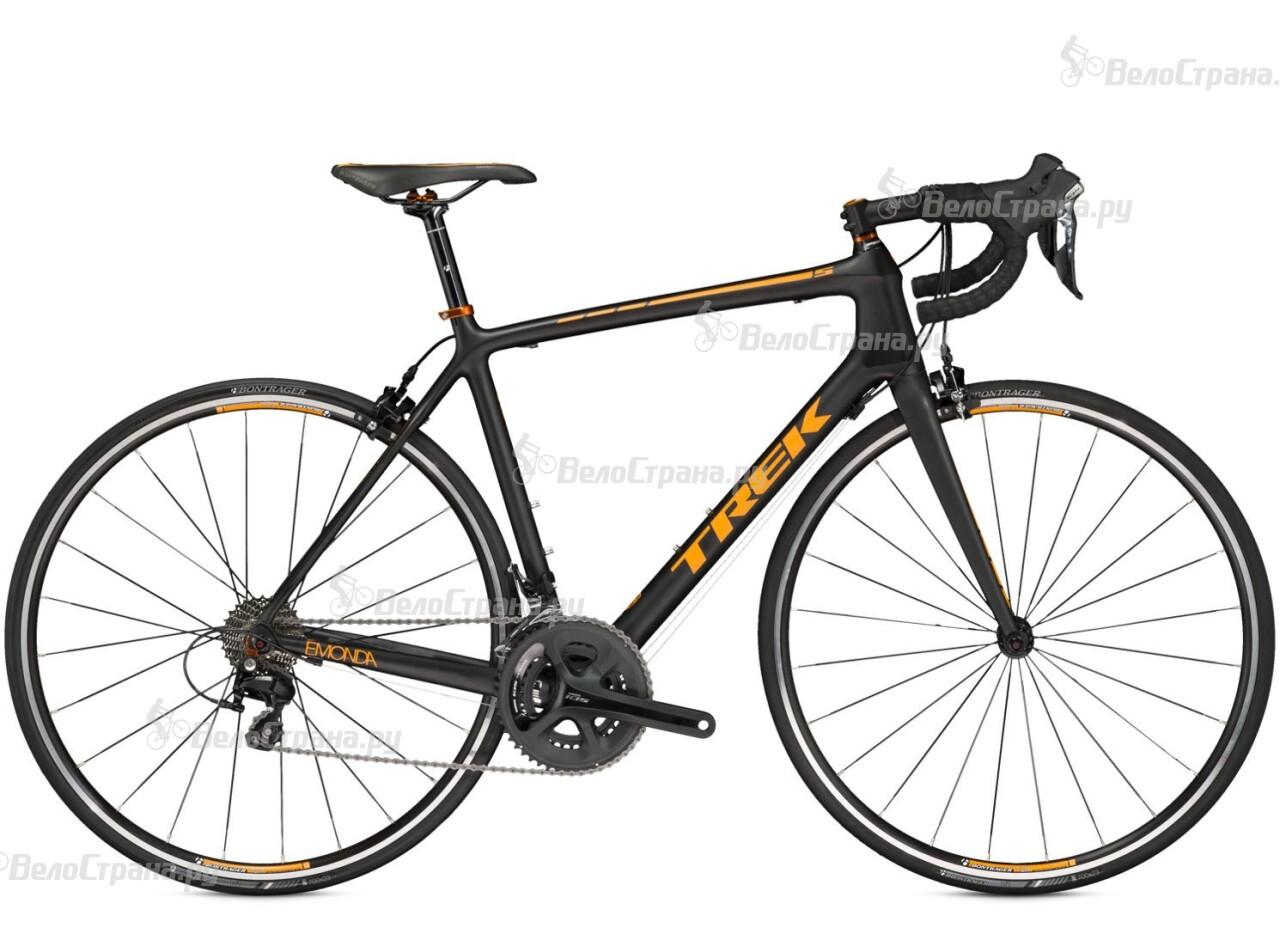 Велосипед Trek Emonda S 5 (2015) велосипед trek lush s 27 5 2015