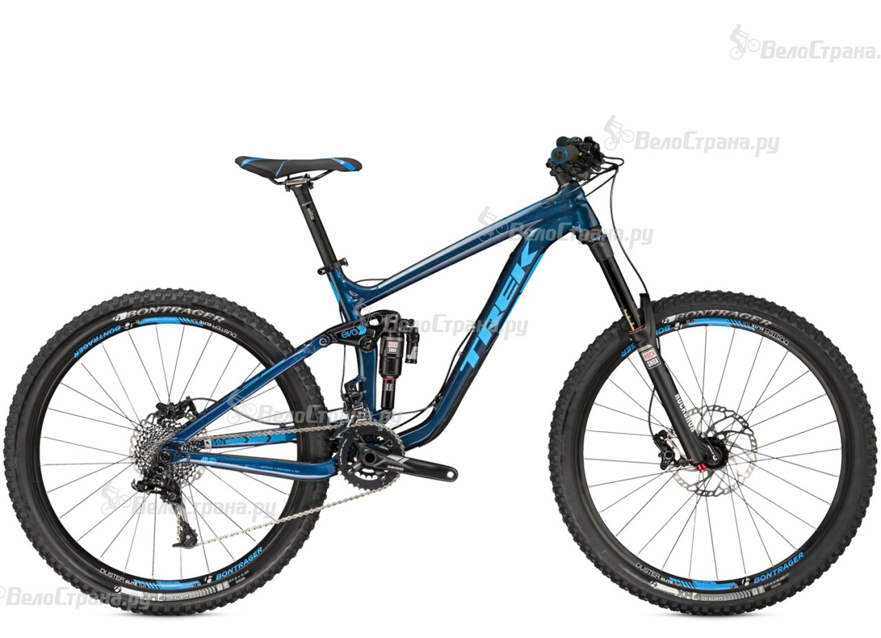 Велосипед Trek Slash 7 27.5 (2015)
