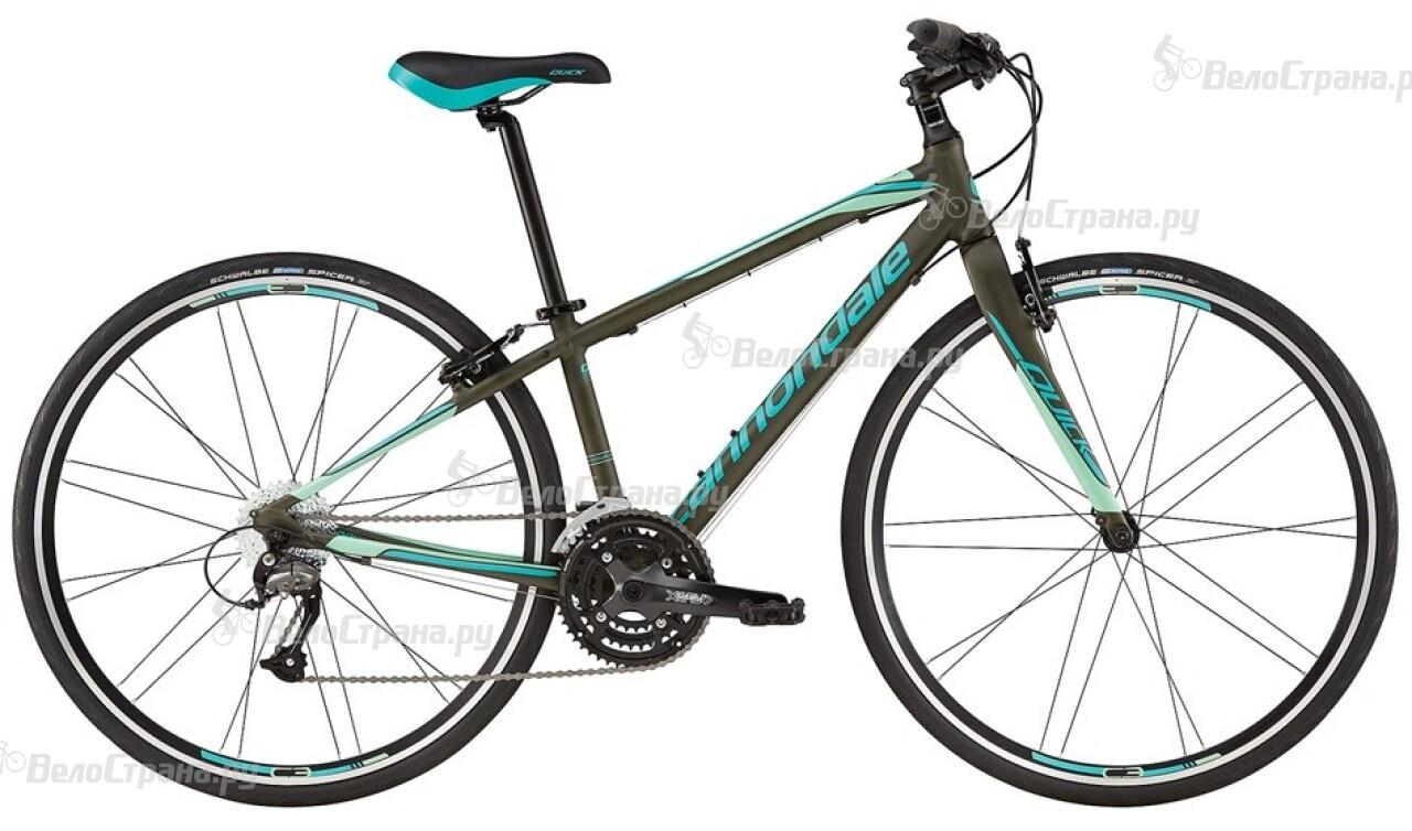 Велосипед Cannondale Quick Women's 4 (2016)