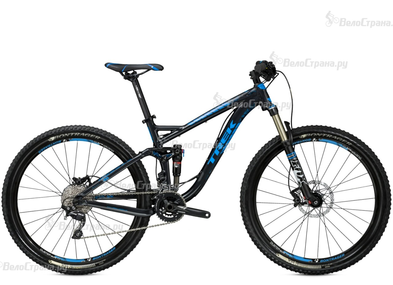 Велосипед Trek Fuel EX 7 27.5 (2015) trek fuel ex 9 27 5