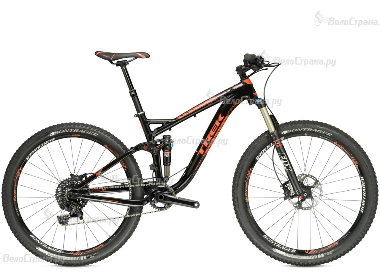 Велосипед Trek Fuel EX 9 27.5 (2015)