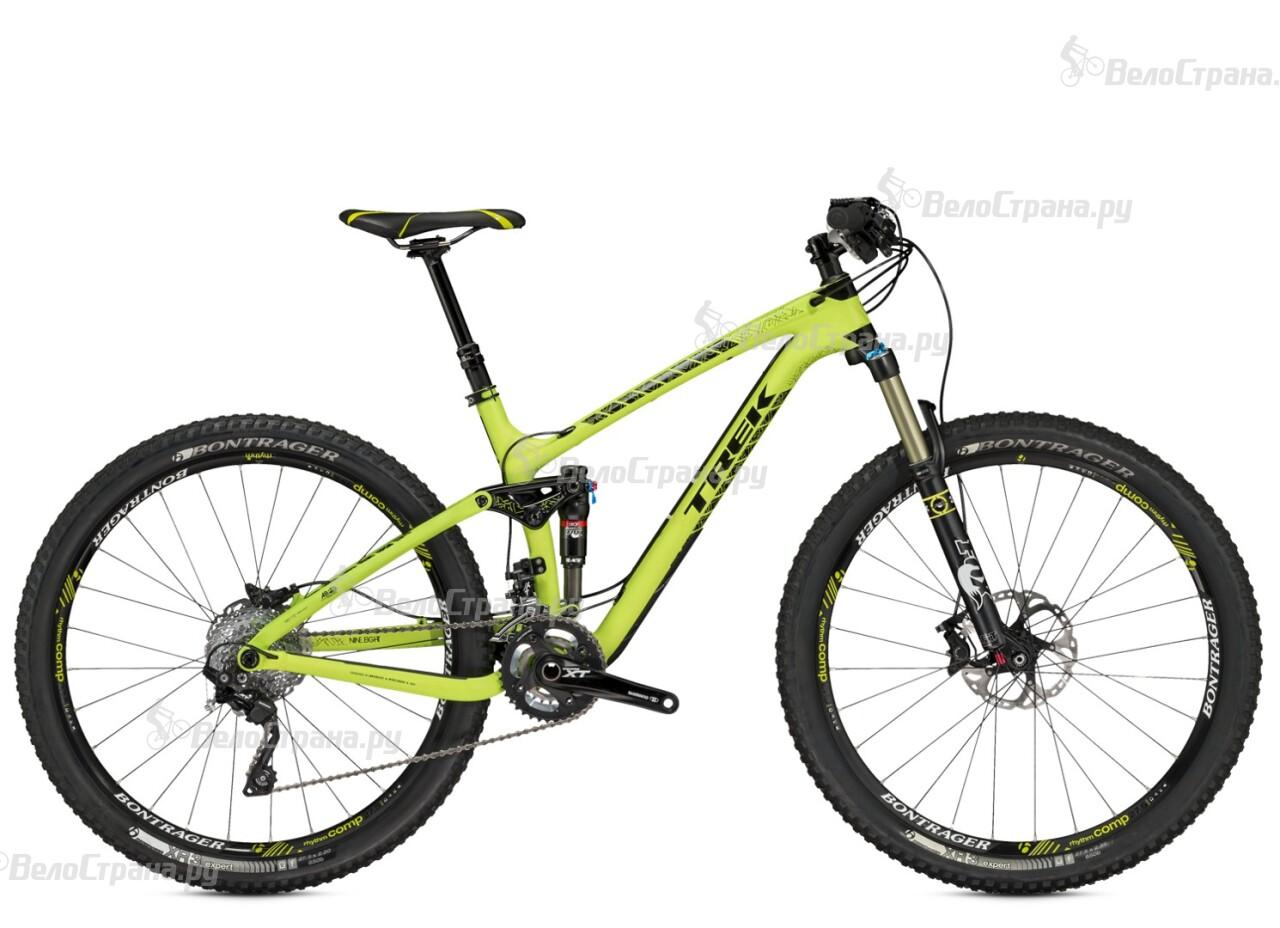 Велосипед Trek Fuel EX 9.8 27.5 (2015)