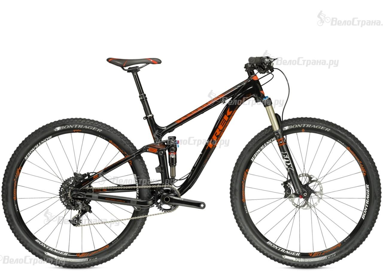 Велосипед Trek Fuel EX 9 29 (2015)