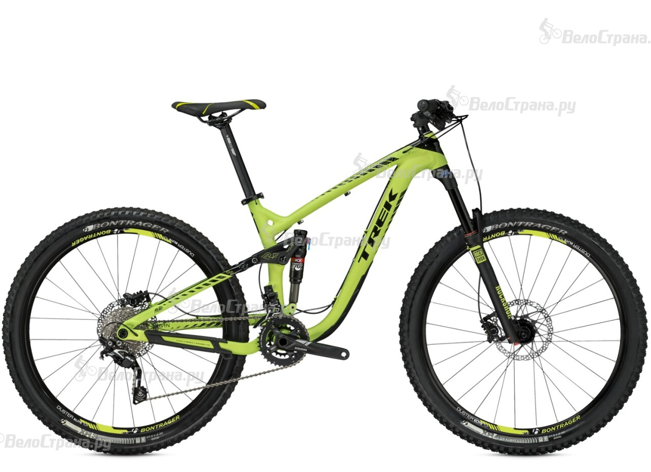 Велосипед Trek Remedy 7 27.5 (2015) велосипед trek remedy 7 27 5 2016