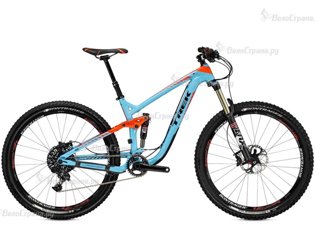 Велосипед Trek Remedy 9 27.5 (2015) велосипед cube hyde pro 2014