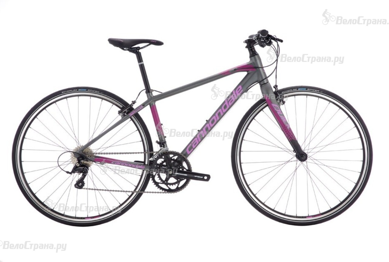 Велосипед Cannondale Quick Speed Women's 3 (2016)
