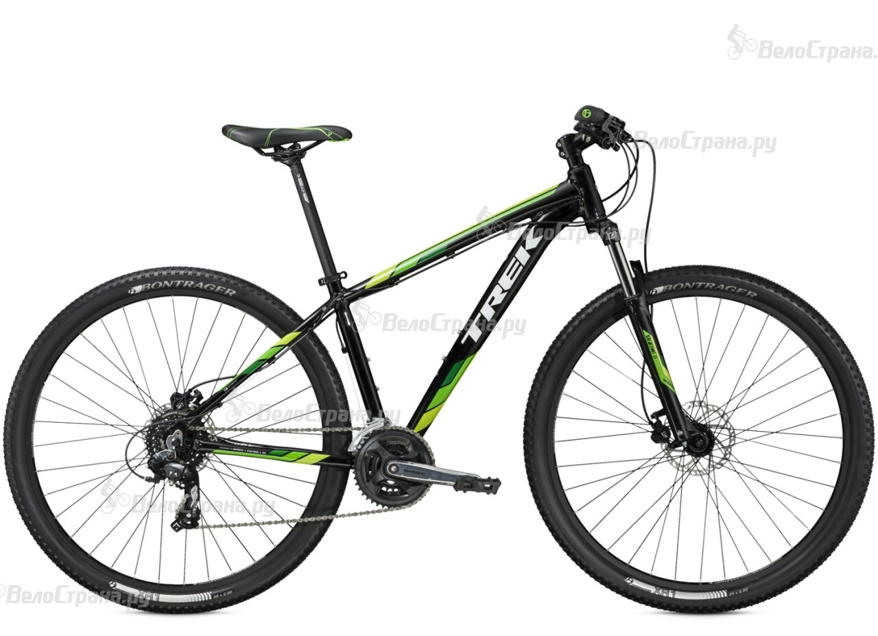 Велосипед Trek Marlin 6 (2015) велосипед trek marlin 4 29 2018