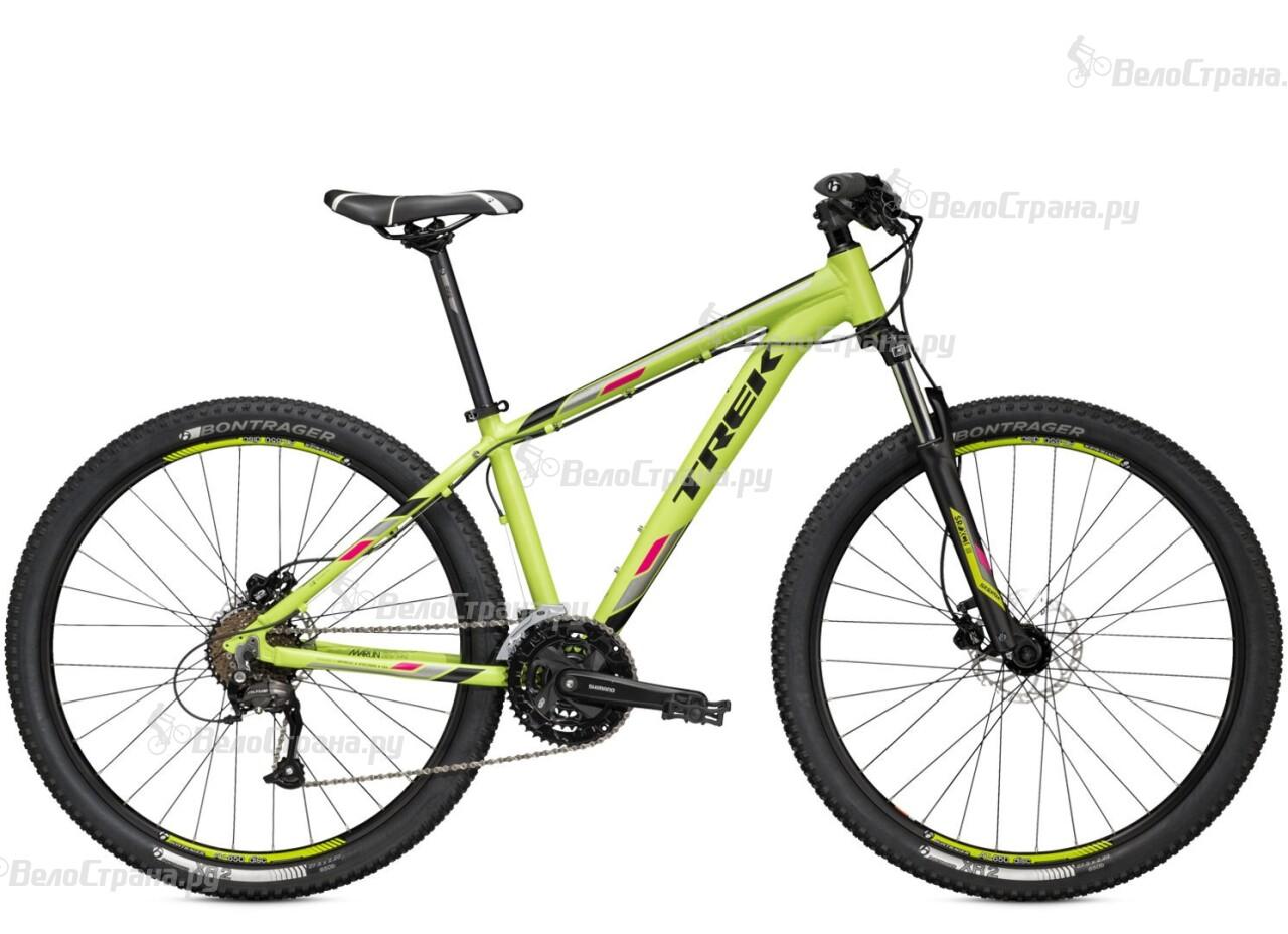 Велосипед Trek Marlin 7 (2015) велосипед trek marlin 4 29 2017