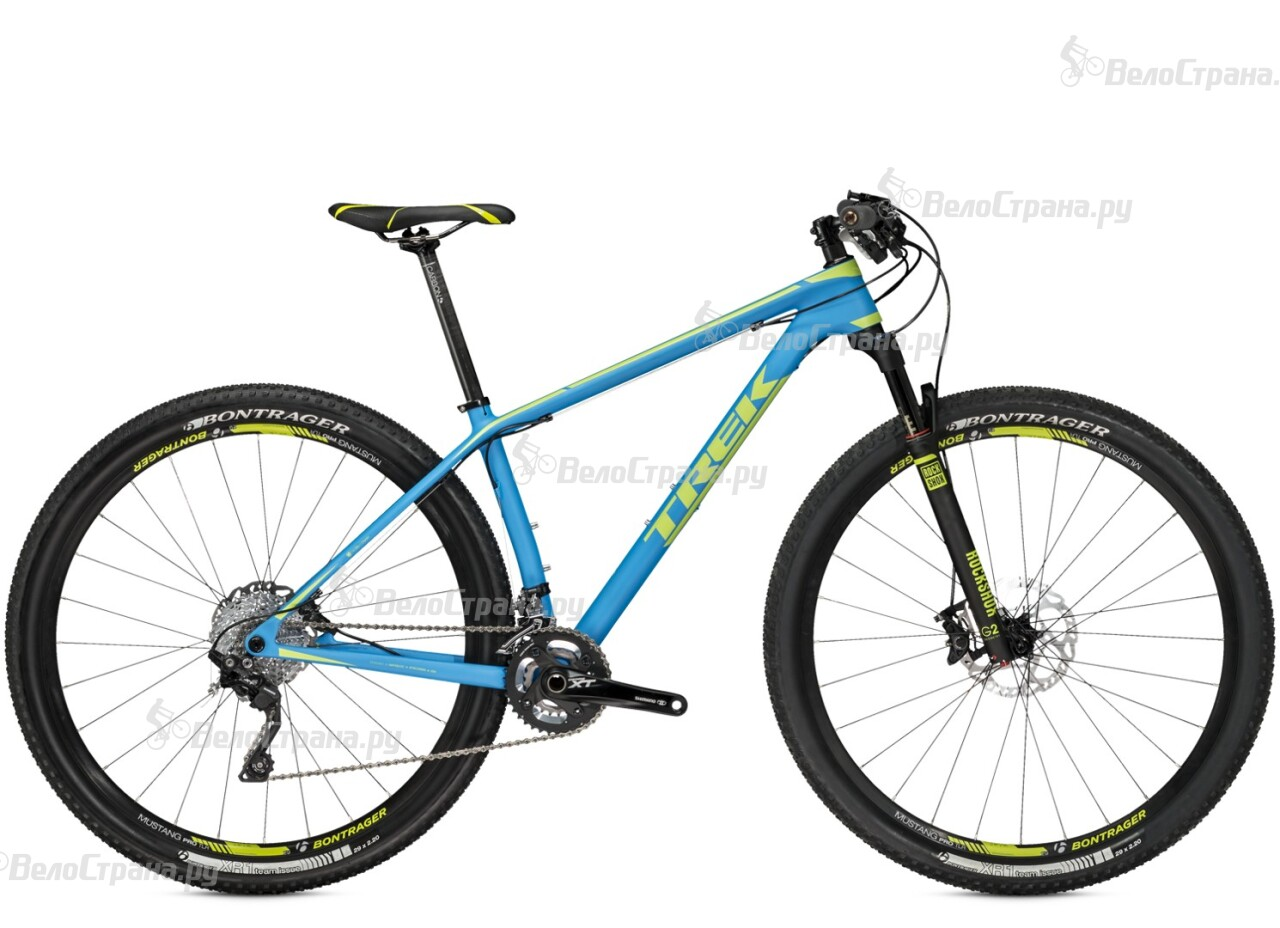 Велосипед Trek Superfly 9.8 X1 29 (2015) велосипед romet monsun 29 1 0 2015