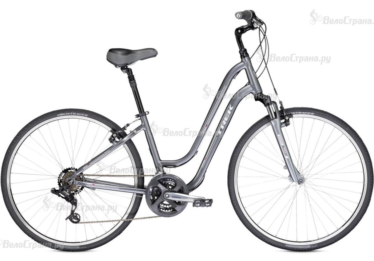 Велосипед Trek Verve 2 WSD (2014) велосипед trek 7 2 fx wsd 2016
