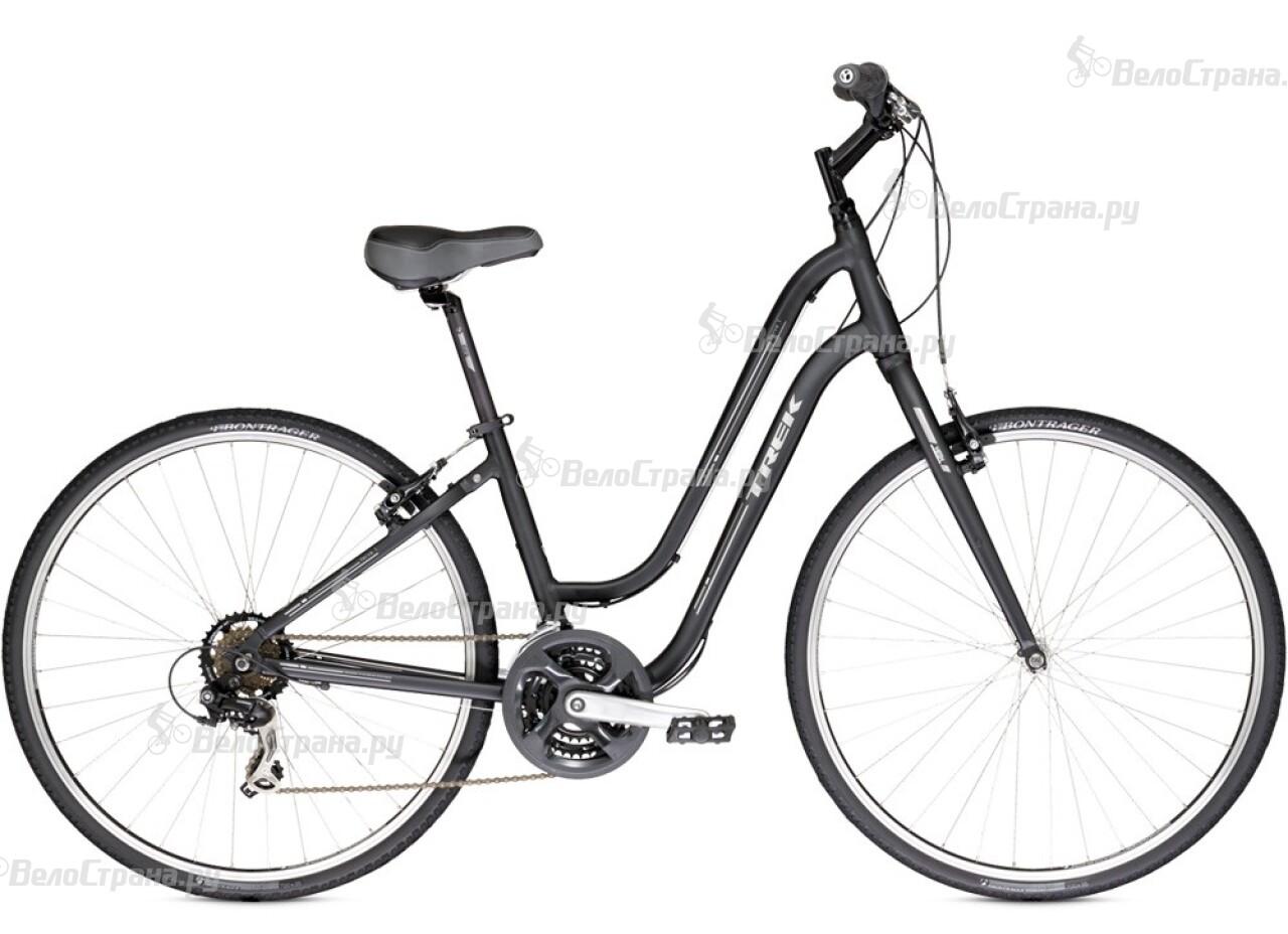 Велосипед Trek Verve 1 WSD (2014) велосипед trek verve 3 wsd 2017