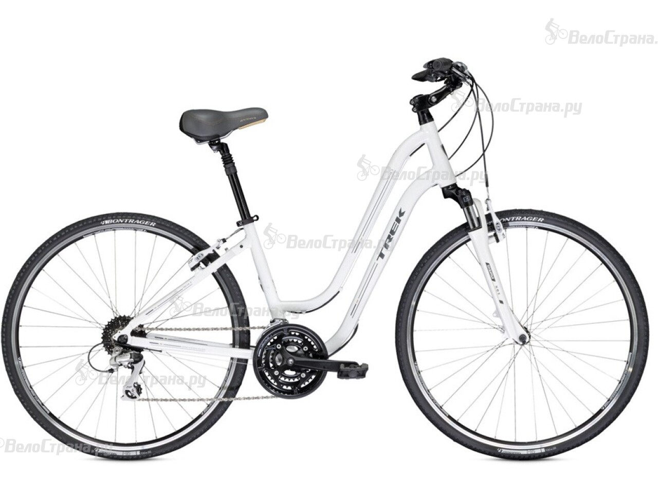 Велосипед Trek Verve 3 WSD (2014) велосипед trek verve 3 wsd 2016