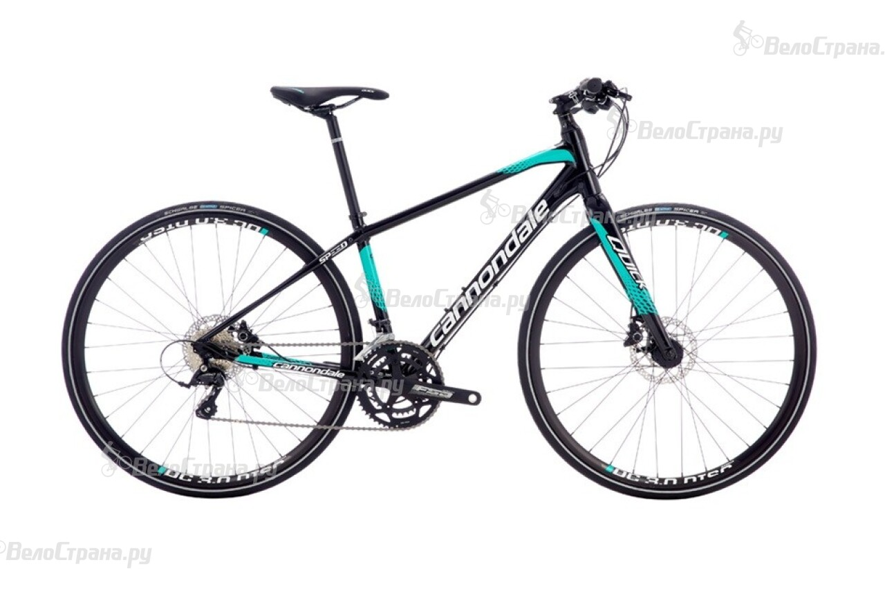 Велосипед Cannondale Quick Speed Women's 2 (2016)