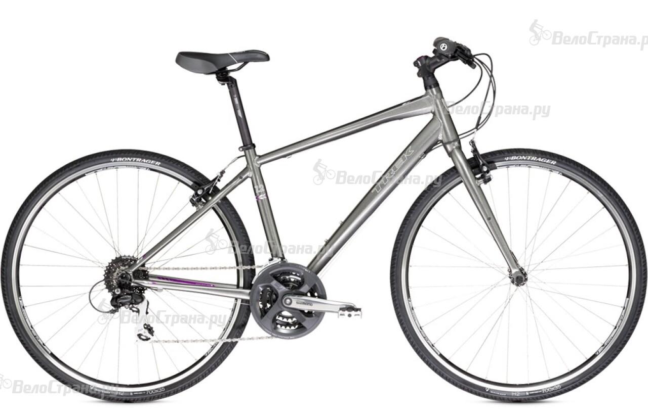 Велосипед Trek 7.2 FX WSD (2014) велосипед trek madone 3 1 wsd 2013