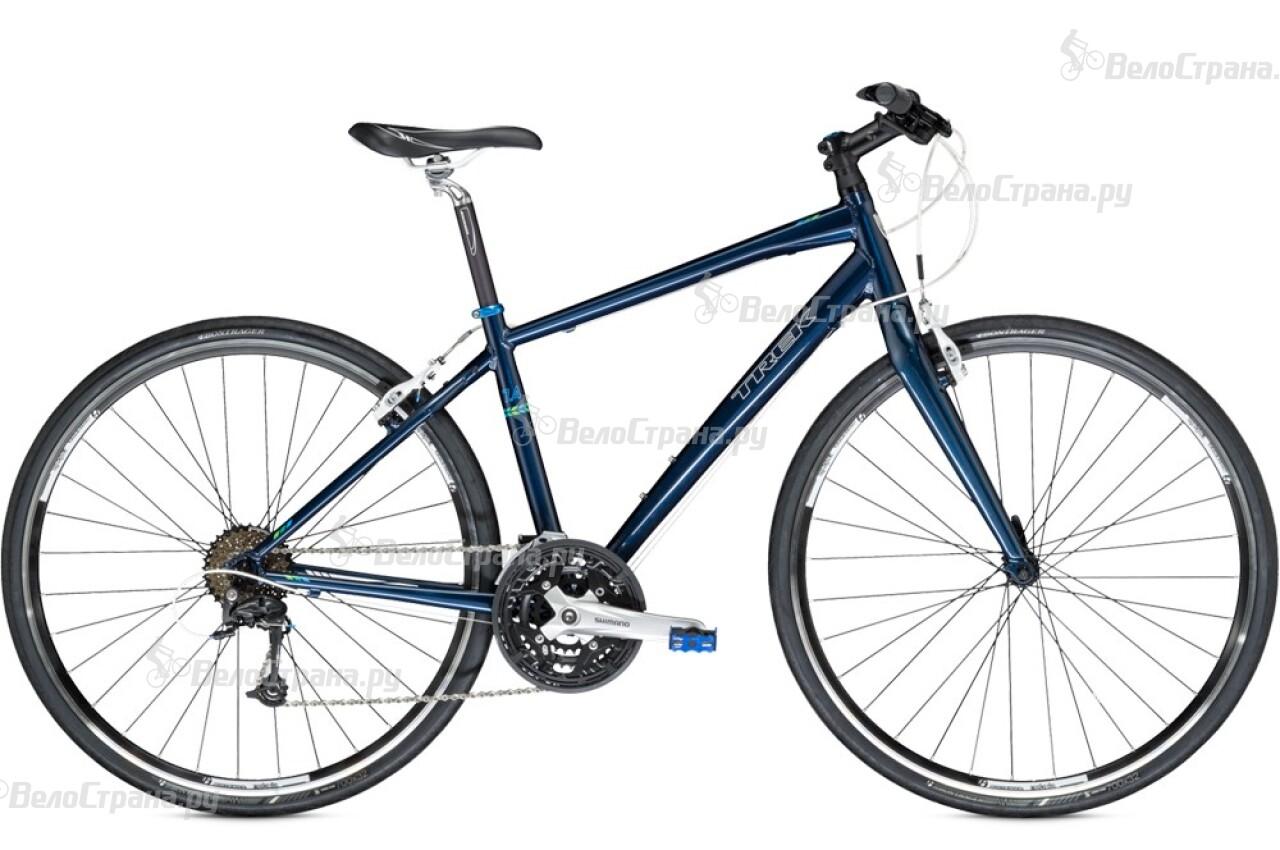Велосипед Trek 7.4 FX WSD (2014) велосипед trek madone 3 1 wsd 2013