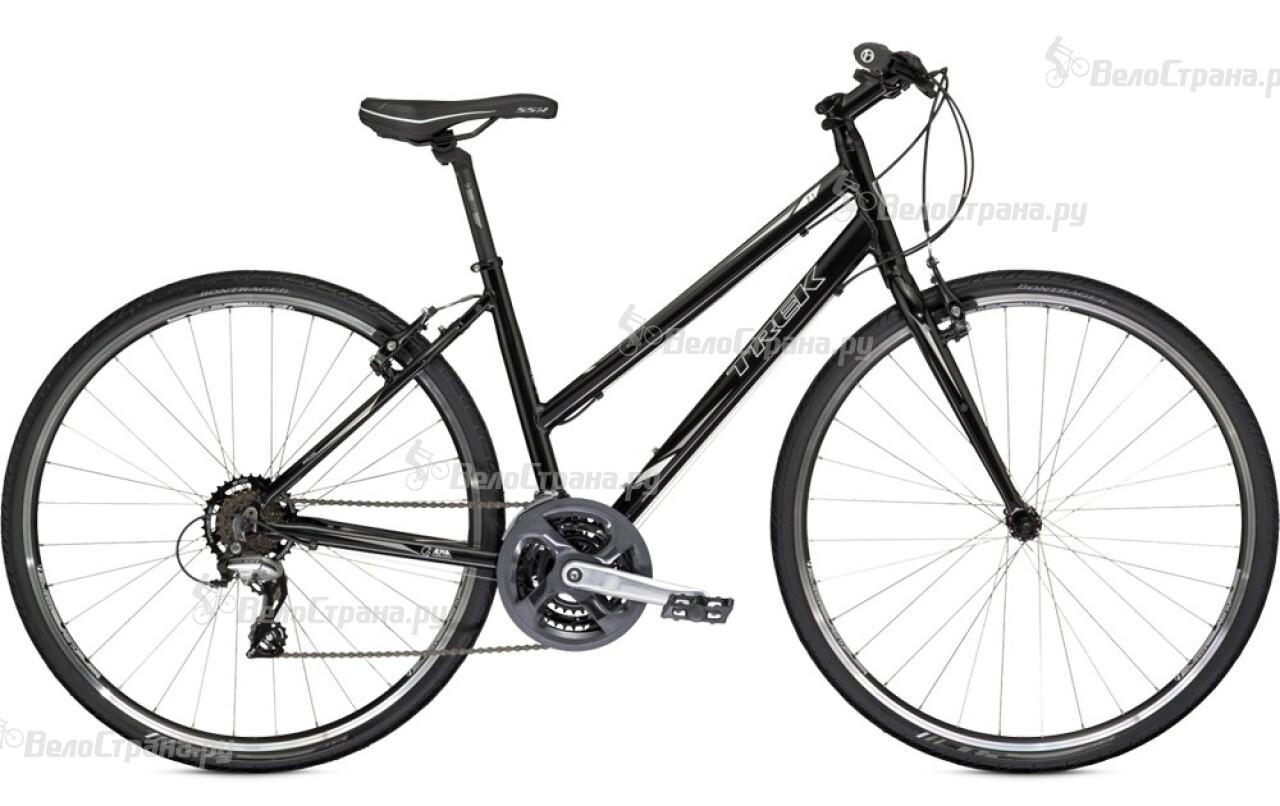 Велосипед Trek 7.1 FX Stagger (2014) велосипед trek fx stagger 2017
