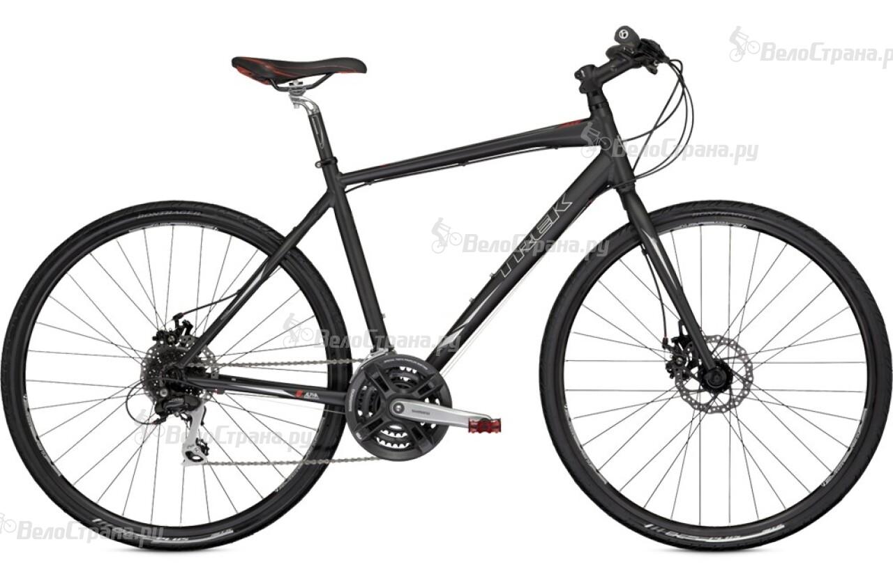 Велосипед Trek 7.2 FX Disc (2014)