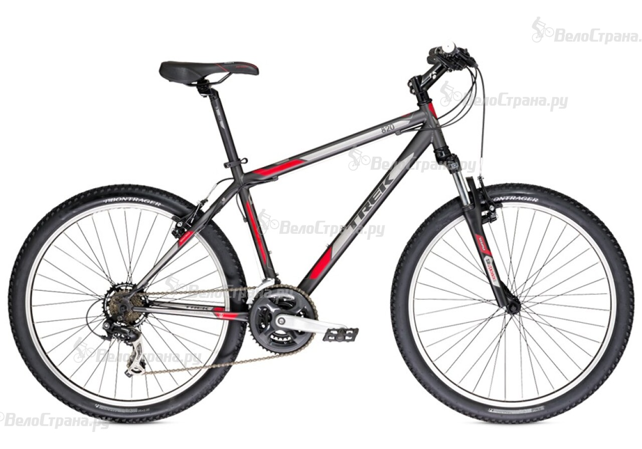 Велосипед Trek 820 (2014) soundstream trx2 820