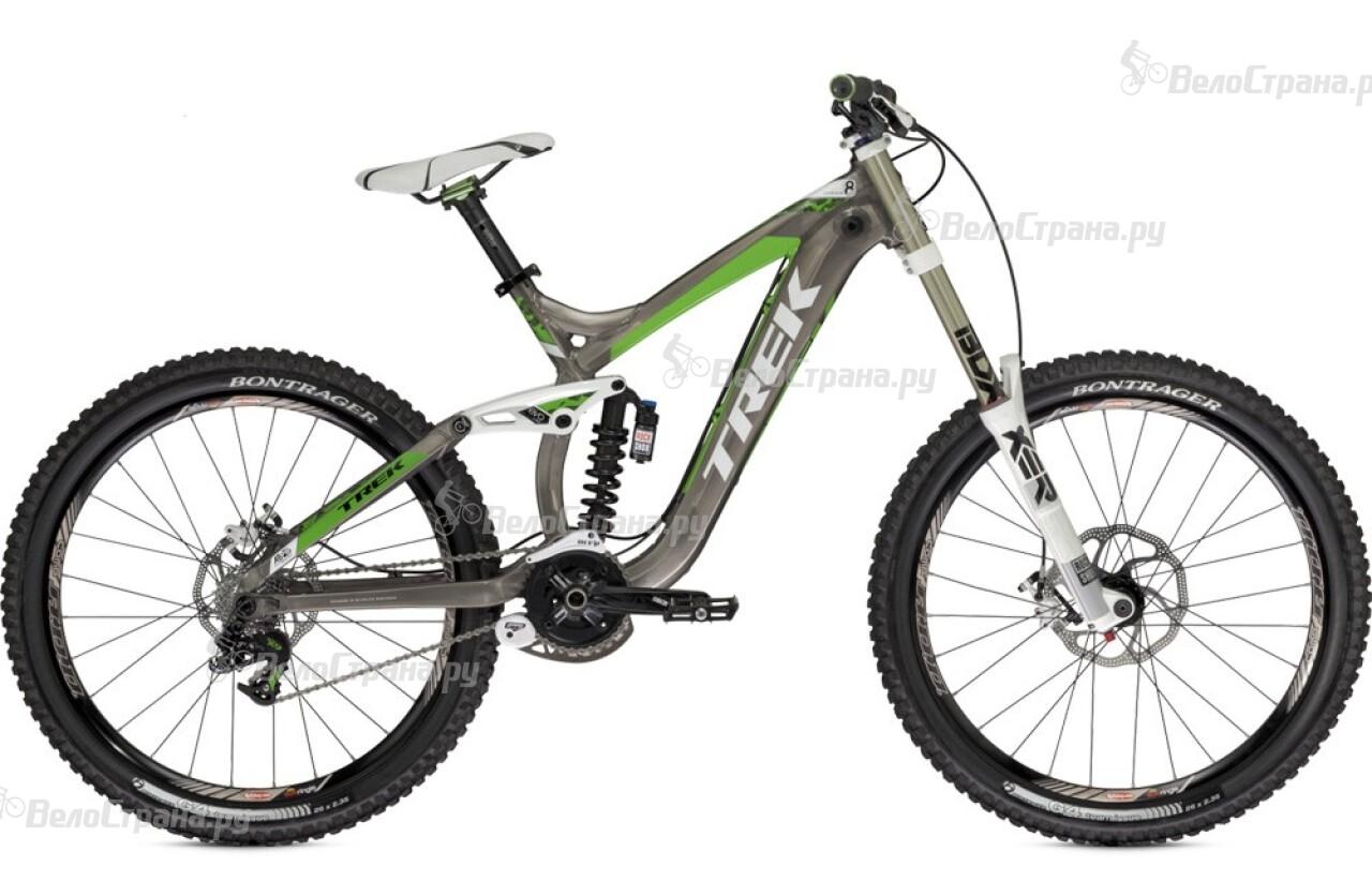 Велосипед Trek Session 8 (2014) кеды set session