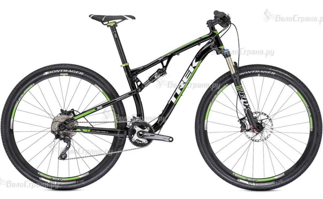 цена на Велосипед Trek Superfly FS 8 (2014)