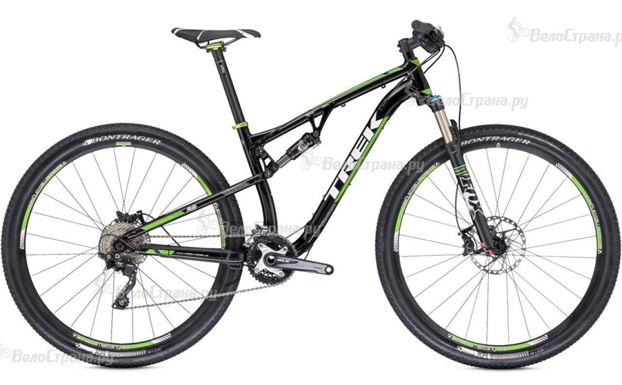 Велосипед Trek Superfly FS 8 (2014)