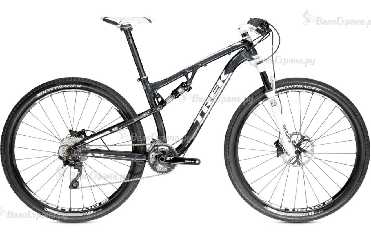 Велосипед Trek Superfly FS 9 (2014) велосипед trek superfly fs 7 2015