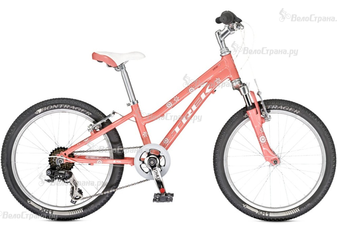 Велосипед Trek MT 60 Girls (2014) цена